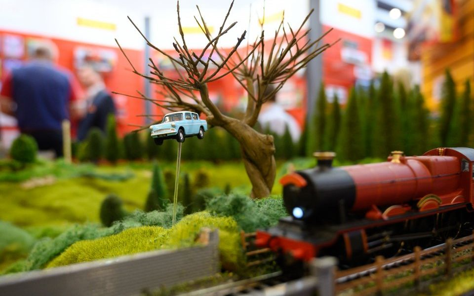 Hornby expects revenue to fall despite turnaround plan