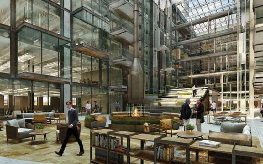Battersea Power Station office development details revealed