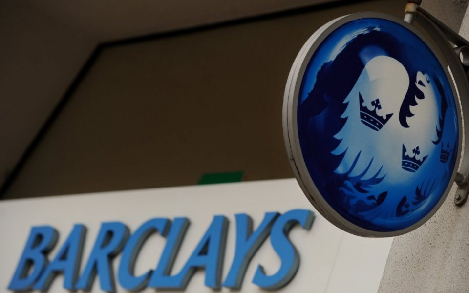 Barclays' share price falls as it reports a 10 per cent slide in
