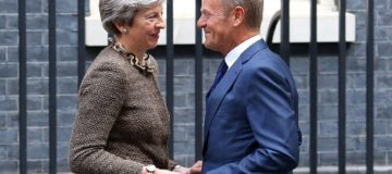 EU 'dreams' of UK U-turn on Brexit decision, says Donald Tusk