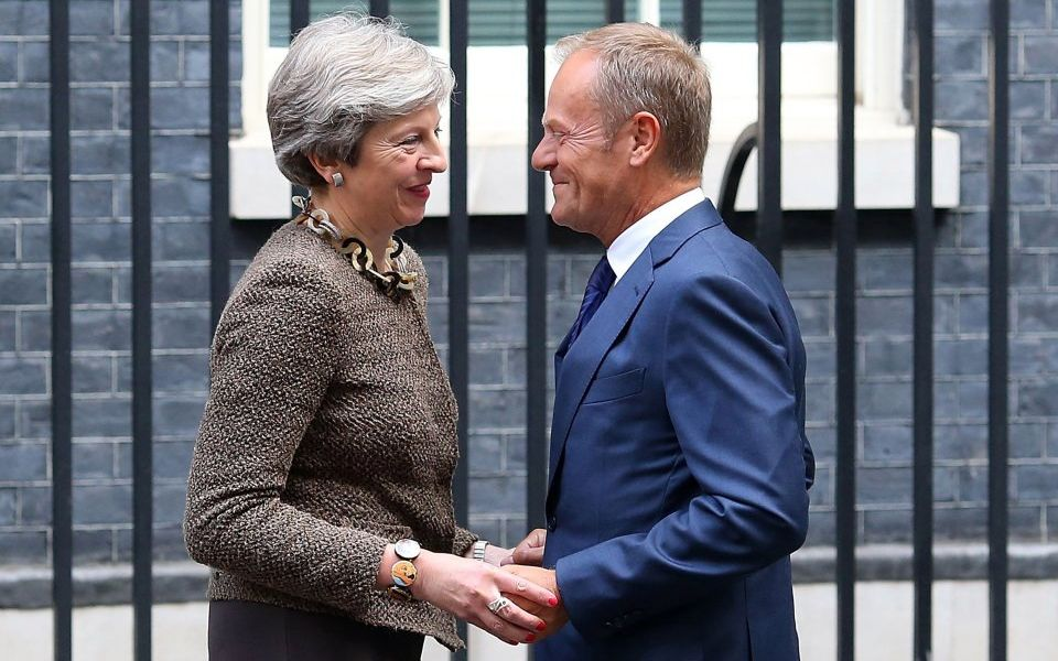 EU 'dreams' of UK U-turn on Brexit decision, says Donald Tusk