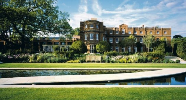 The Grove is a countryside escape just 20mins from London