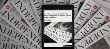 The future of news: could tax breaks make online news sustainable?