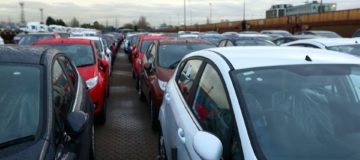 New car sales fall in crucial month for Britain's car industry as Brexit uncertainty lingers