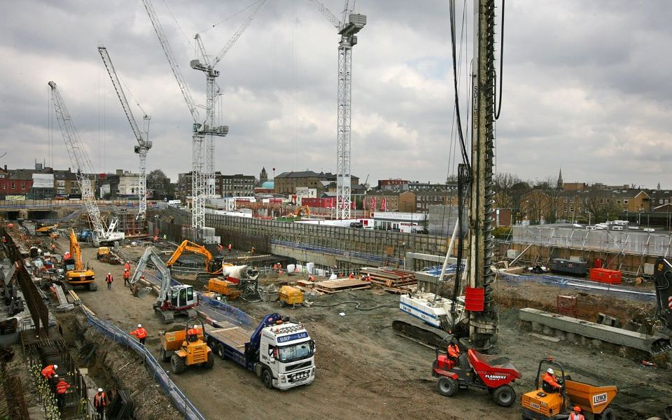 Balfour Beatty set to grow revenues against backdrop of struggling construction rivals