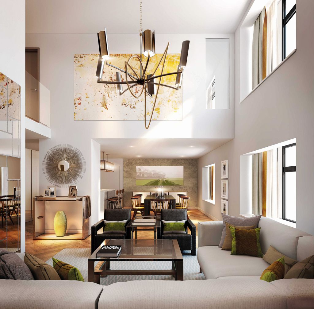 The Crown Estate Unveils Luxury Homes At The Sherwood Off