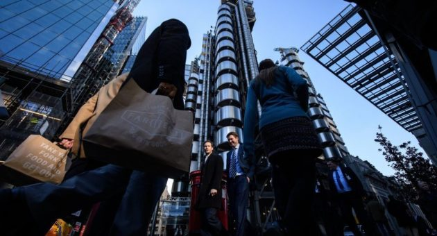 Banks flee the City post-Brexit taking more than £900bn in assets with them