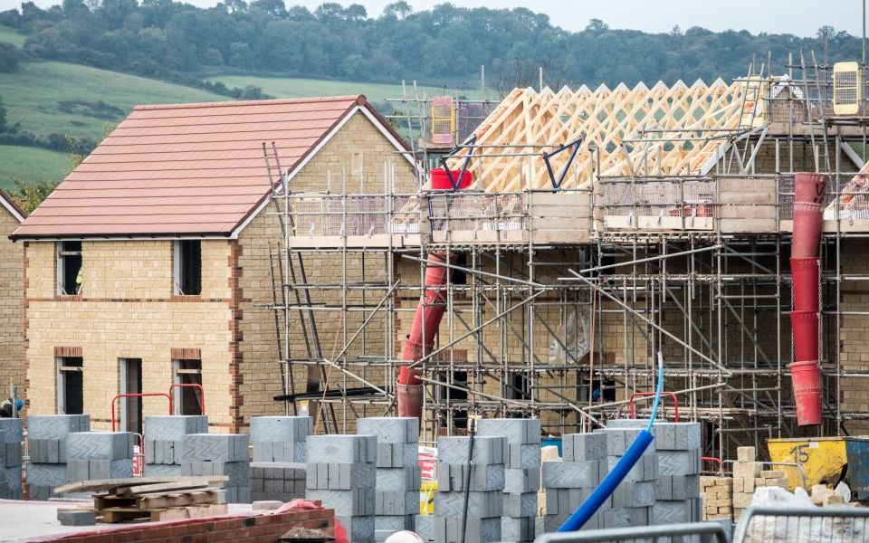 Redrow hails record profit as founder bows out on a high