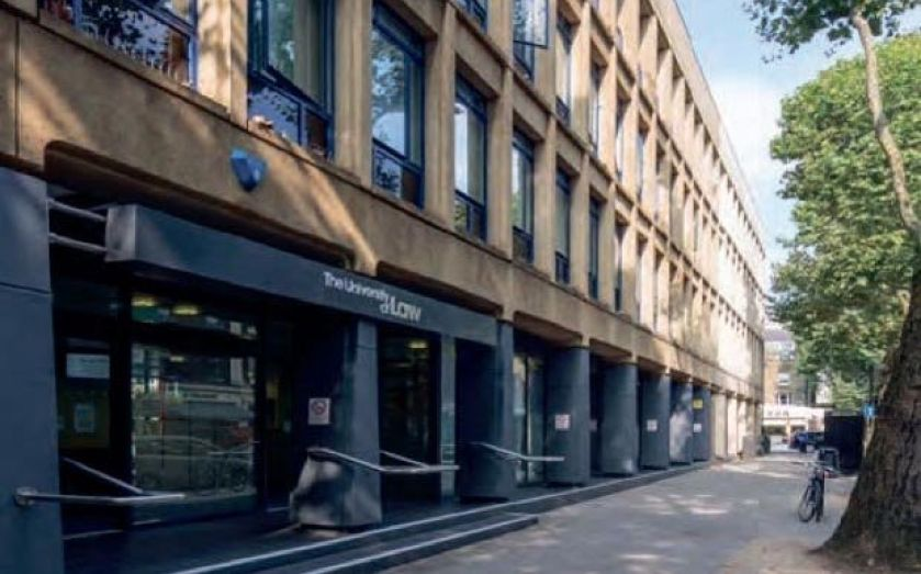 The University Of Law Campus In Bloomsbury Sold To