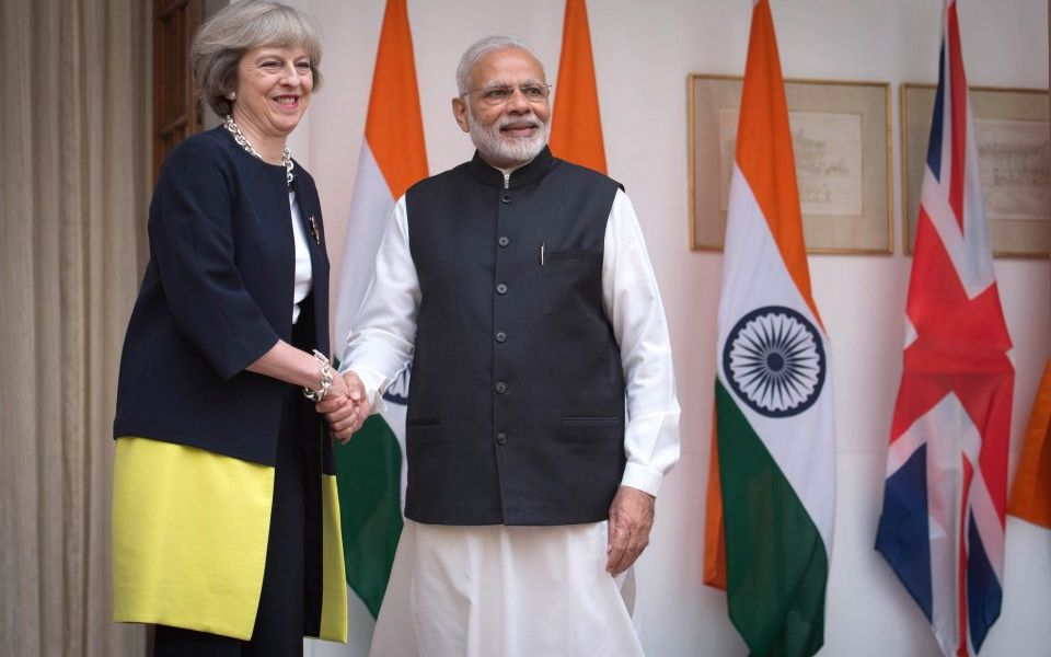 Britain and India are moving towards a bright new future