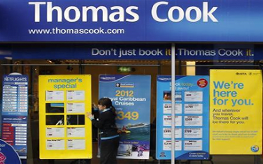 Thomas Cook stores will close their doors, at a cost of 22,000 jobs