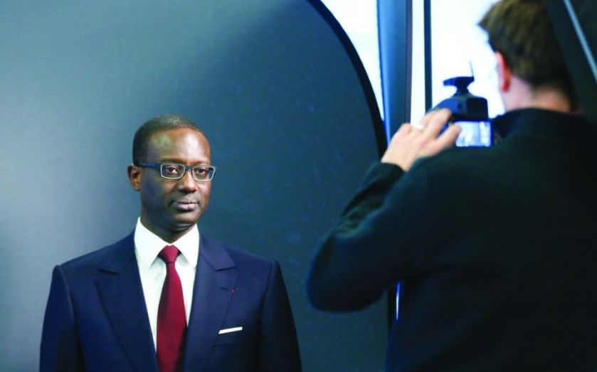 Tidjane Thiam earnt £11.8m in last year as Prudential's chief executive