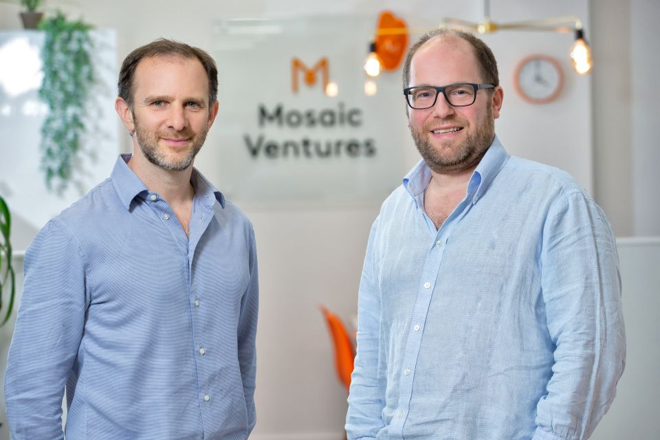 London VC firm Mosaic Ventures closes $150m second fund for startups
