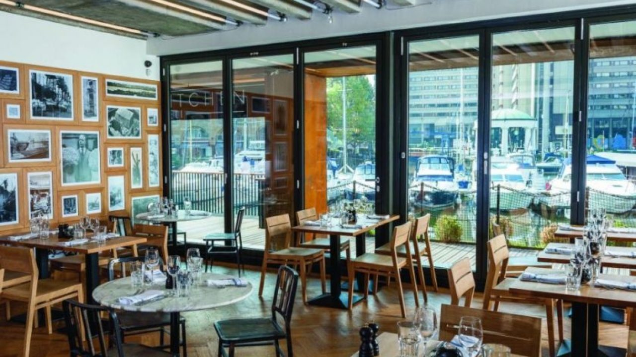 Tom S Kitchen In St Katharine Docks Has Great Food But Who S It For Cityam Cityam