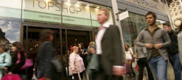 Topshoppers are not put off by Sir Philip Green's troubles