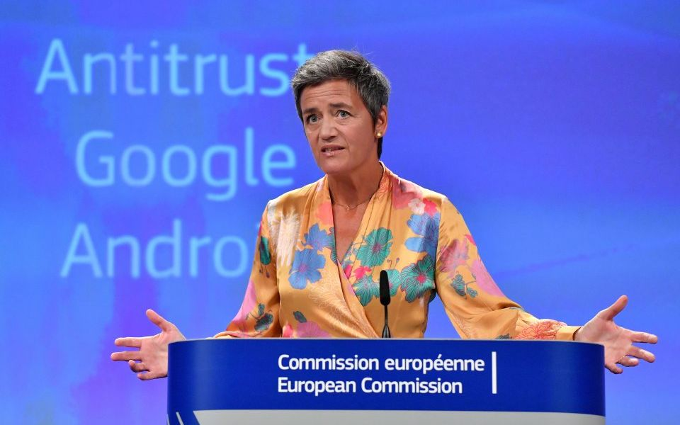 Europe must lead the way with digital tax, says EU competition commissioner