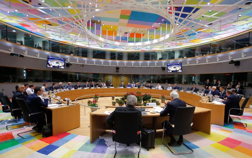 EU member states give green light on US trade talks despite French resistance