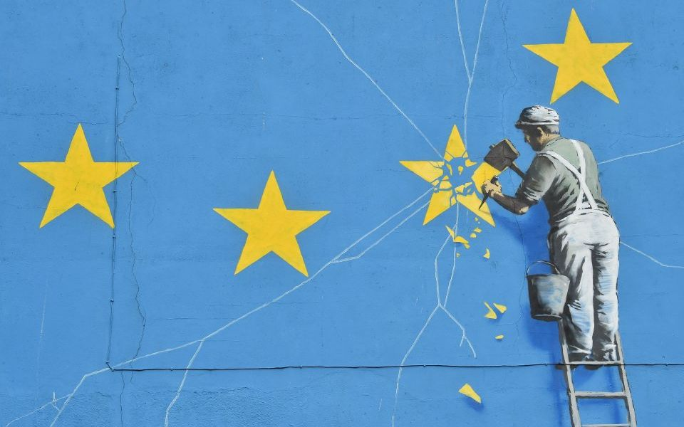 The European Union is on the backfoot, but few seem to notice