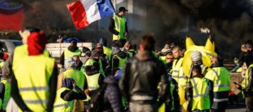 DEBATE: Do protests over fuel duty rises show that President Macron is out of touch with French citizens?