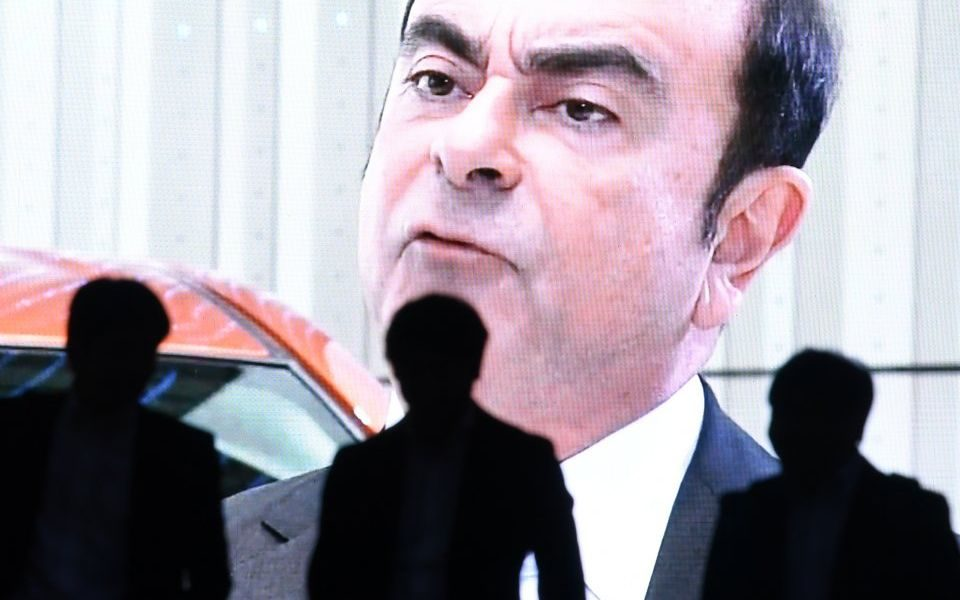 Renault board to halt severance pay packet to ousted chairman Carlos Ghosn - CityAM