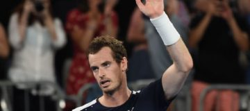 Is this the end? Andy Murray's emotional Australian Open defeat by Roberto Bautista Agut leaves tennis fans in limbo