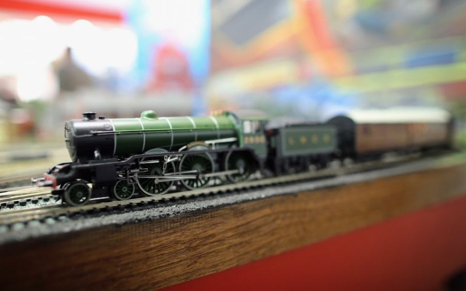 Model train maker Hornby narrows losses as it plans to get back on track