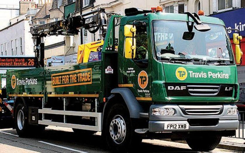 Travis Perkins profits jump as tradesmen pick up their tools