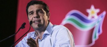 Greek debt crisis: Poll puts Syriza in second place just behind New Democracy for first time since January