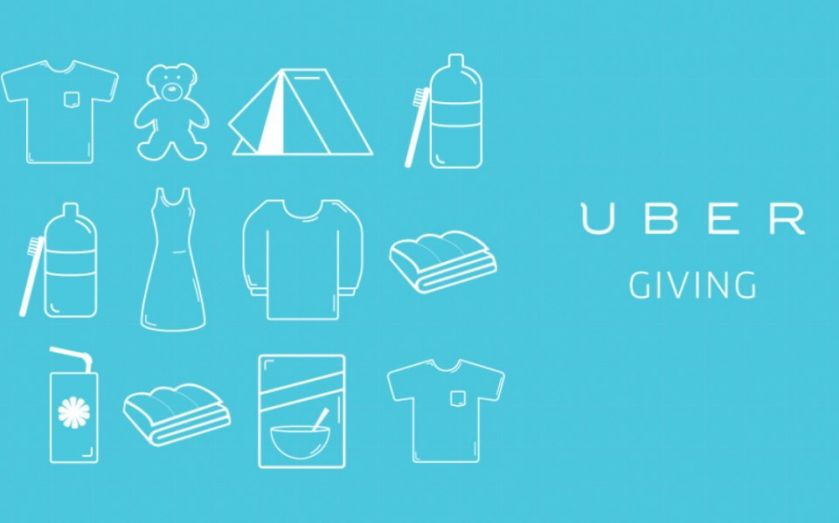 European migrant crisis: Uber and Save the Children partner for #UberGiving donations on-demand to help refugees