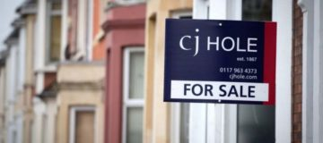 UK house price growth rises to highest rate in five years