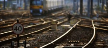 The government will run an auction of phone lines running alongside Britain's railway lines in a move that could raise up to £1bn.