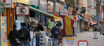 Fried chicken and a trip to the bookies: London's worst high streets revealed