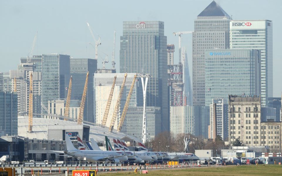 Sneak peek: Check out London City Airport's £500m upgrade