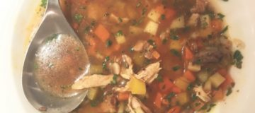 Our resident chef columnist mixes up a mighty mulligatawny to write home to your mother about