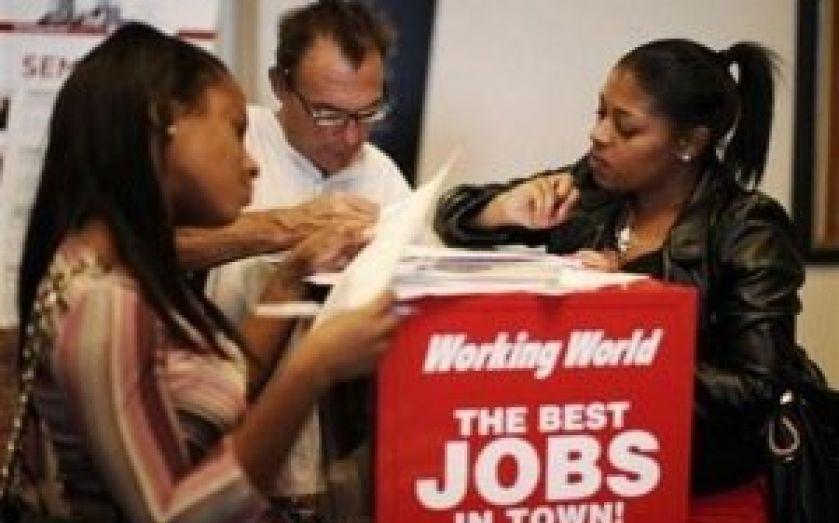 US jobs data strikes optimistic note for economy - CityAM ...