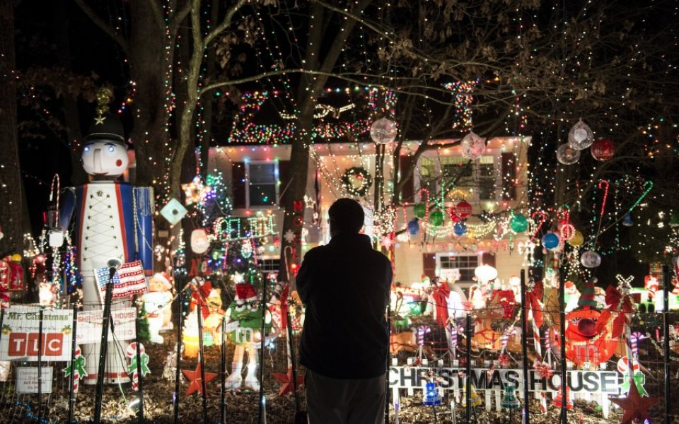 Cvs Christmas Lights.Tesco S Professional Christmas Light Un Tangler Jop Opening