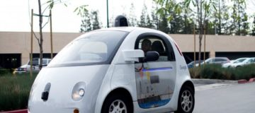 UK slips behind Norway and Finland in readiness for driverless cars