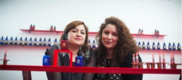 Sisters launch UK's first bespoke vaping bar in London's West End