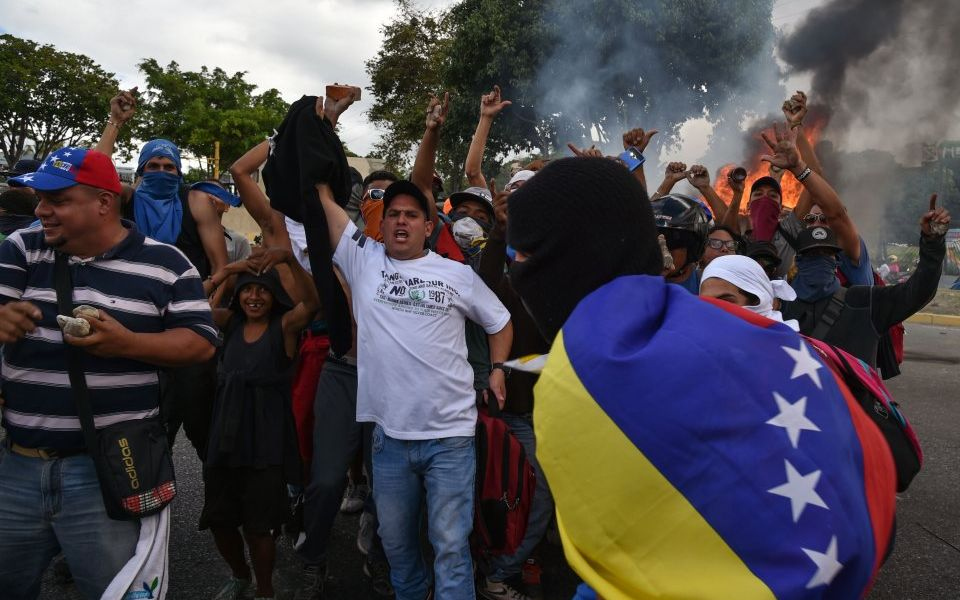 Venezuela is a humanitarian crisis – and the British left just laughs