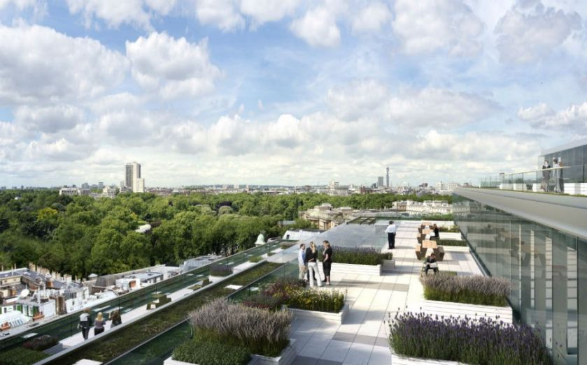 New Verde Sw1 Development In Victoria Will Have Six Roof