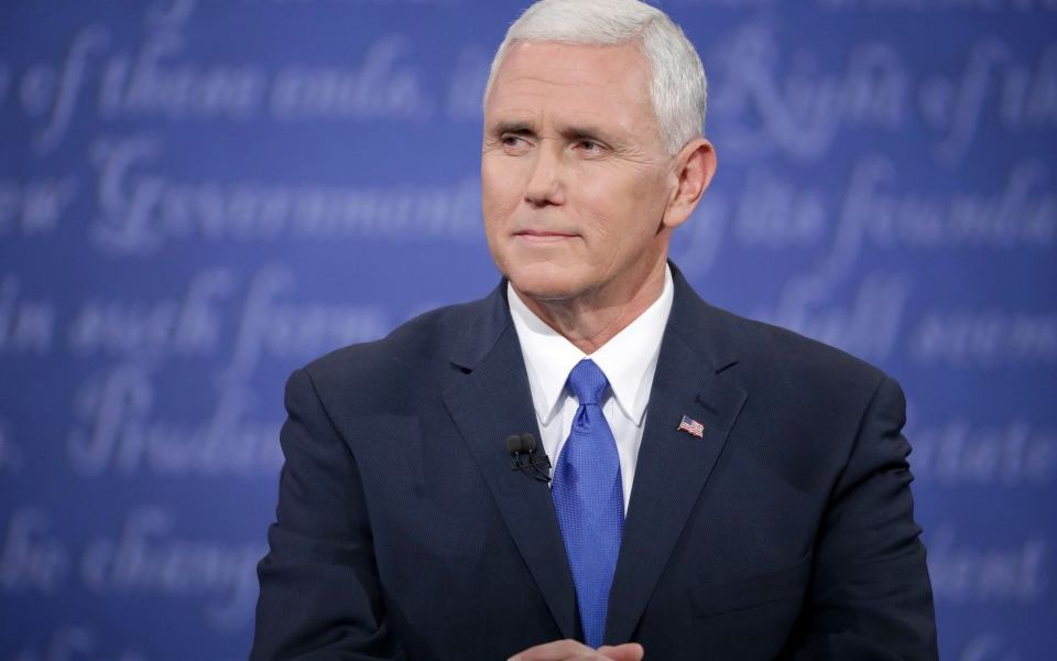 US vice president Mike Pence to speak at City trade banquet