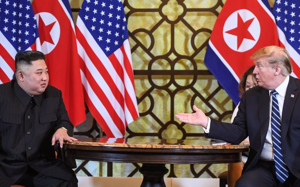 Trump was brave to leave North Korea empty-handed