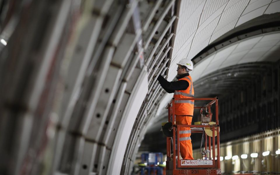 With Crossrail at a standstill, what other London transport projects have been put on hold?
