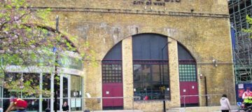 Network Rail is poised for £1bn sale of properties including Vinopolis site and Brixton arches