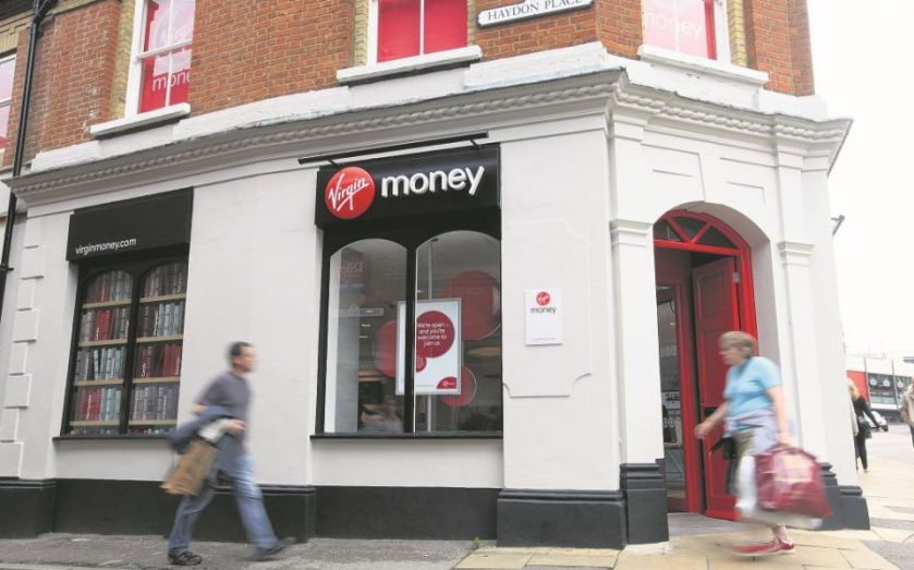 Lee Rochford stands down as chief financial officer of Virgin Money