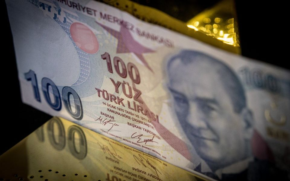 Turkish lira rallies as ruling AK Party concedes Istanbul loss