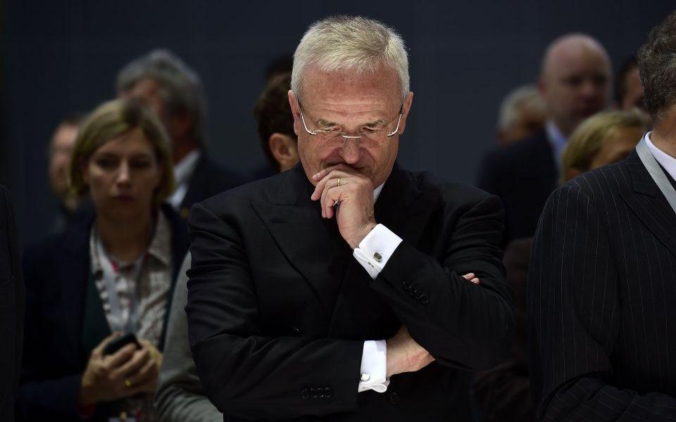 Former VW boss Martin Winterkorn faces criminal charges for emissions scandal