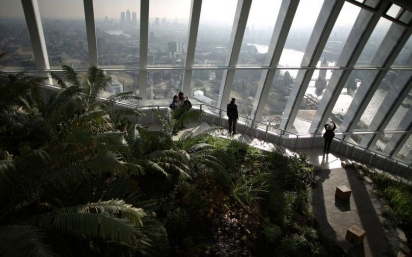 Walkie Talkie owners face fresh woes over Sky Garden