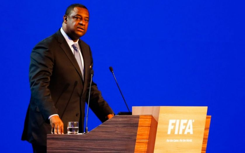 Former Fifa vice president Jeffrey Webb extradited from Switzerland to US