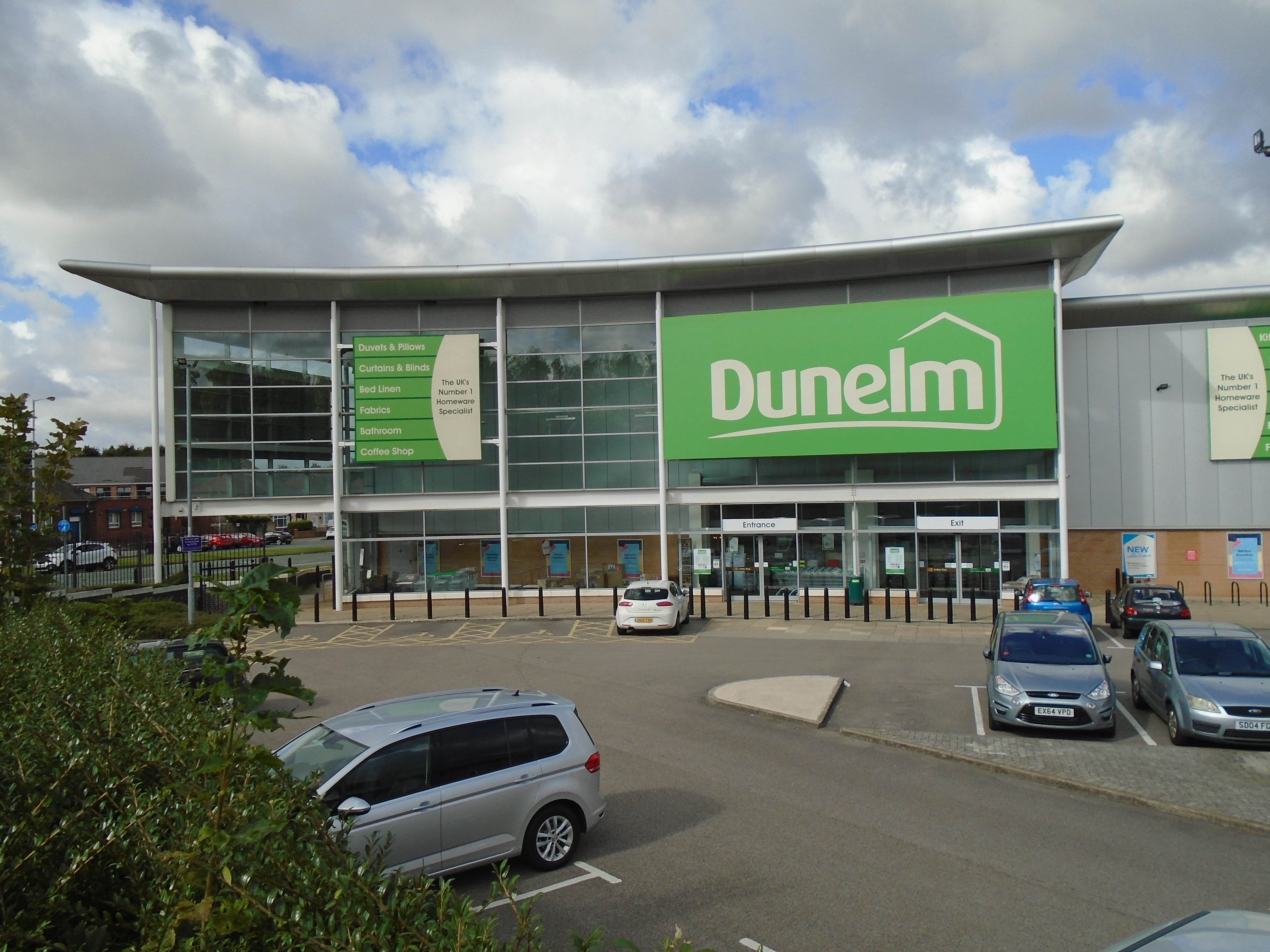 low cost 4695a 25d59 Dunelm high street stores grow, but are outstripped by ...